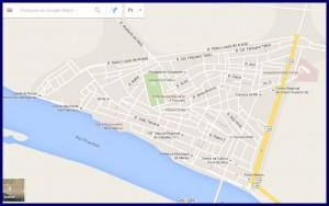 Mapa da cidade de Macau - Mapa do Google